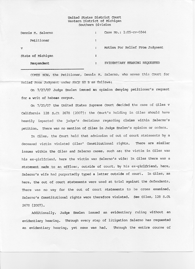 COA New Rule of Law Documents,